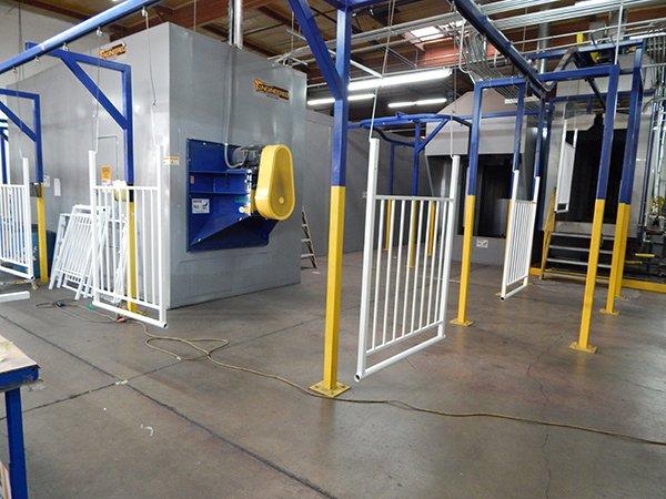 Electrostatic Powder Coating Services