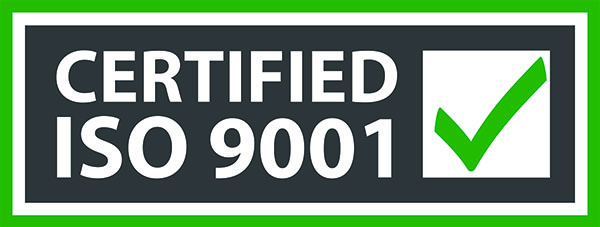 ISO 9001 Certiied